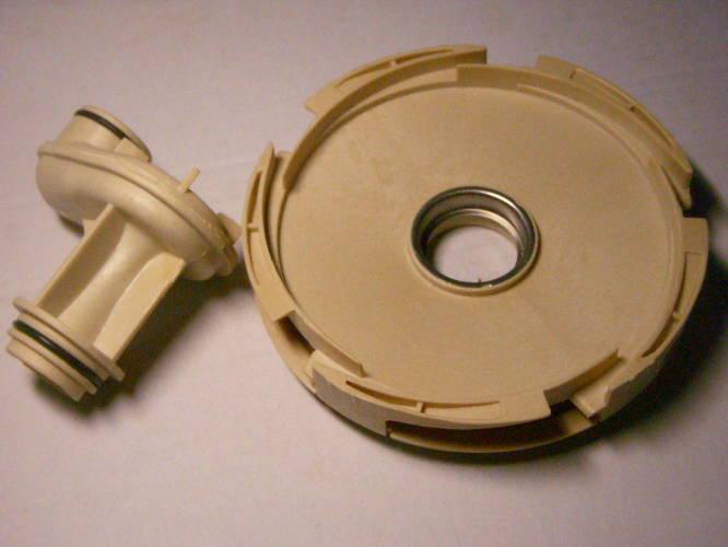 Разборный диффузор h82 мм для насосной станции Marina Speroni, Aquario