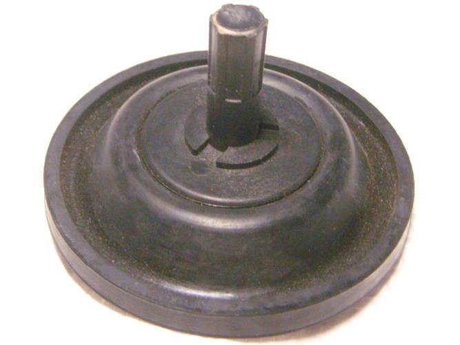 Мембрана для автоматики SKD 2A, EPS-16, PC13 насосной станции, длина штока 54 мм, диаметр мембраны 85 мм