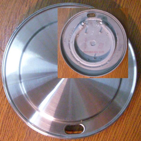 Дисковый тэн электрочайника ORION ORK - 0021 B под лампочку