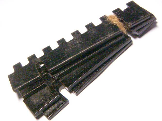 Комплект ножей 138*72 мм для диска корморезки