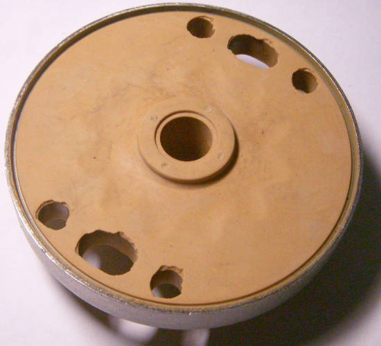 Резиновый амортизатор для вибрационного насоса Bosna-LG Тайфун