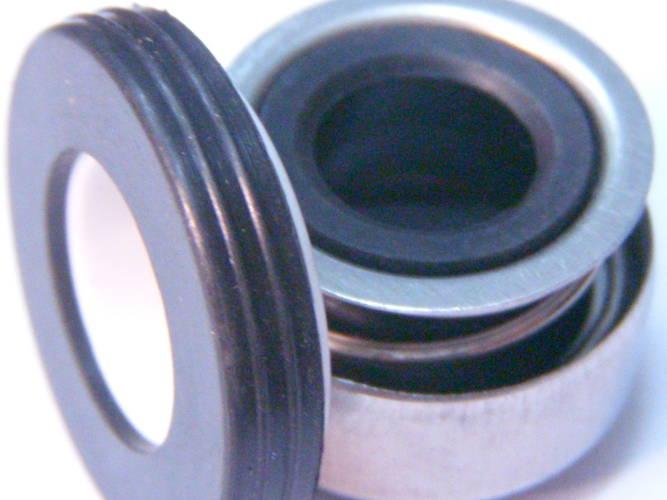 На вал ∅12мм с тонким кольцом d26*h5 мм, для БЦН, льдогенератора Brema, AUJET, Wilo, Rona, Karcher BP 3 Home, Pedrollo PKm 60 на вал диаметром 12мм