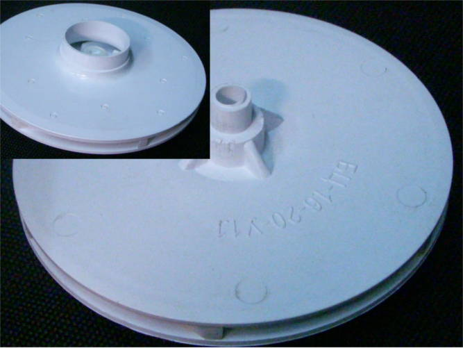 Рабочее колесо поверхностного насоса БЦН Водолей 1,6 кВт