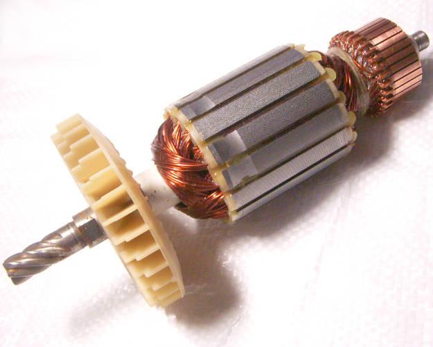 Якорь торцовочной пилы Ворскла ПМЗ-90-255, EURO CRAFT CM 233