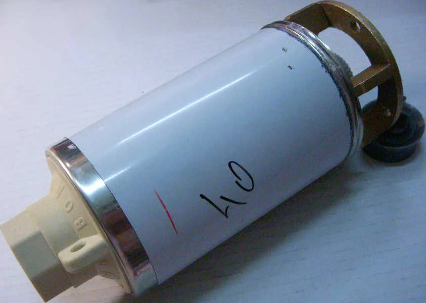 Насосный узел погружного насоса Водолей БЦПЭ 0.5-40У, в комплекте фланец, соединительная арматура, полумуфты привода, секции крыльчаток