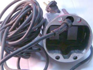 Электрическая часть вибрационного насоса