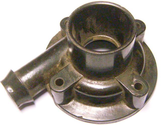 Верхняя крышка насоса стиральной машины Урал