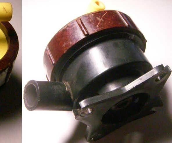 Запасные части бытовой техники - Стиральной машины - Насос - очень старая Волна