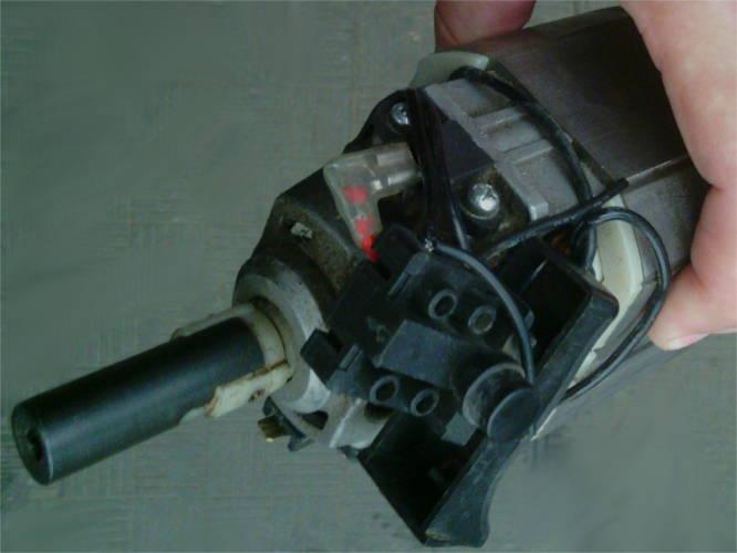 Двигатель электротриммера Stern GT 20+