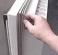 Уплотнение двери для холодильникаСаратов