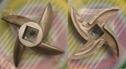 Нож для электромясорубок ГАММА (хром)
