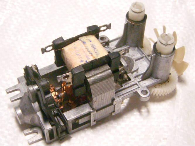 Электродвигатель для миксера Saturn ST-FP 1023, 1025, 1022