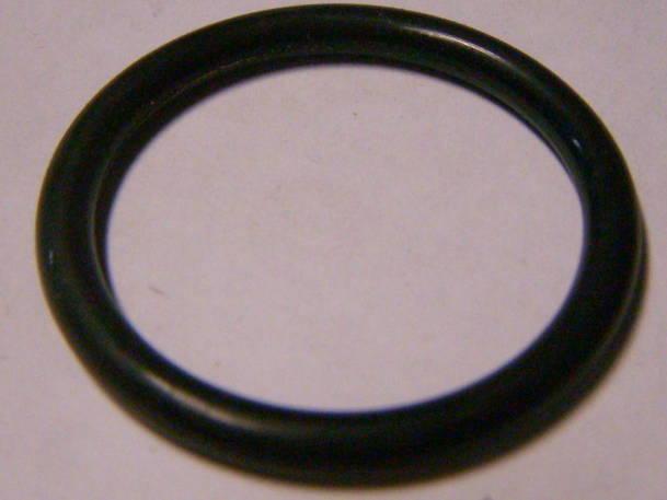 Резиновое уплотнительное кольцо диаметром 32 мм сечением 3 мм для диффузора и коммутации насосной станции