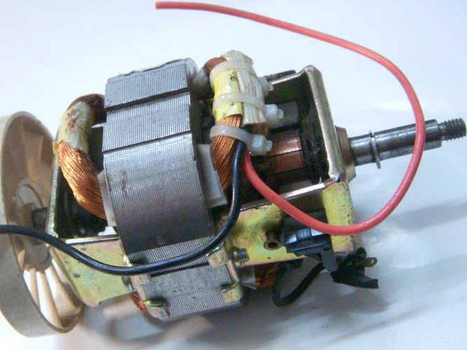 Электродвигатель RY 7025 для мясорубки Scarlett SC-149, SC-4249