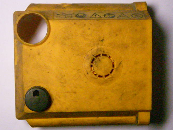 Крышка корпуса цепной электропилы Royal Einhell