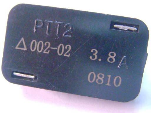 Пускозащитное реле РТТ-2 3,8 Ампера для насоса БЦН