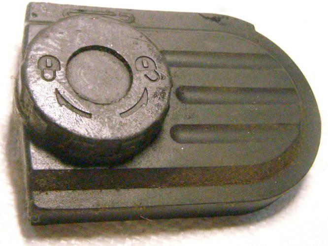 Крышка корпуса натяжителя цепи