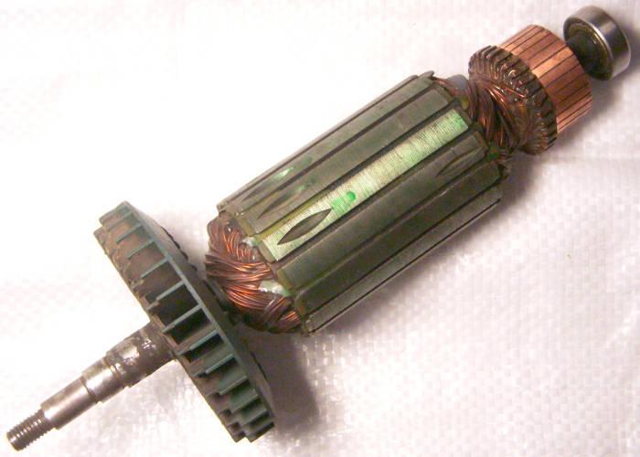 Якорь 240*51 для болгарки DWT WS 230 SL