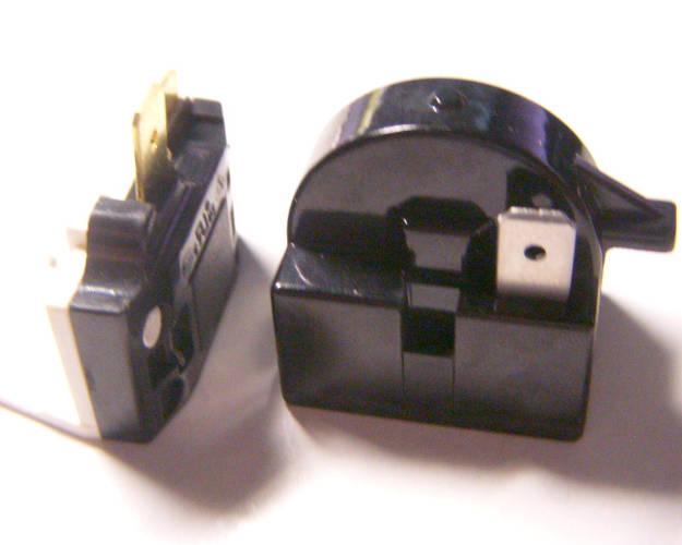 Пускозащитное реле QP2-15 для холодильника Атлант с компрессором QD75YG R600a