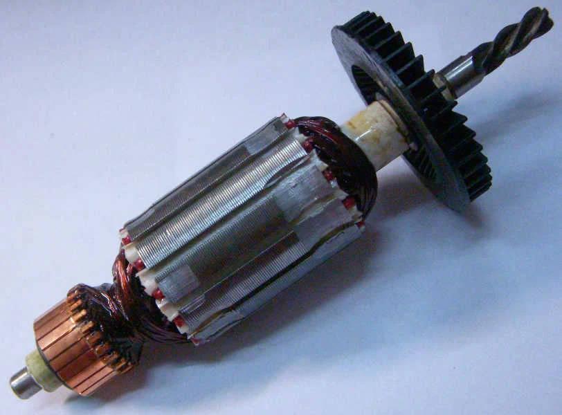 Якорь ударной электродрели WinTech WID-810