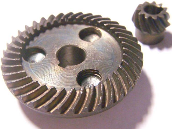 Шестерни 50*10-14*7 редуктора болгарки Craft-tec PXAG254 125/1000