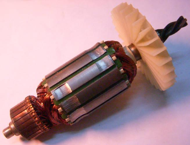 Для электроинструмента - Для перфоратора - Якорь перфоратора - Einhell Bavaria BRH 850 159*41*Z4