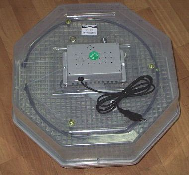 Vimar VI-60 с терморегулятором и обдувом