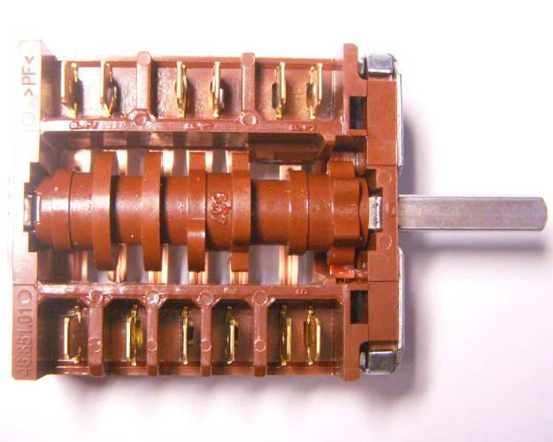 Переключатель режимов для комбинированной электроплиты Nord ПГЭ-510.03