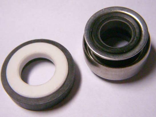 Торцевой сальник 12*28-7 для насоса БЦН 1.1, Pedrollo, погружного SKM