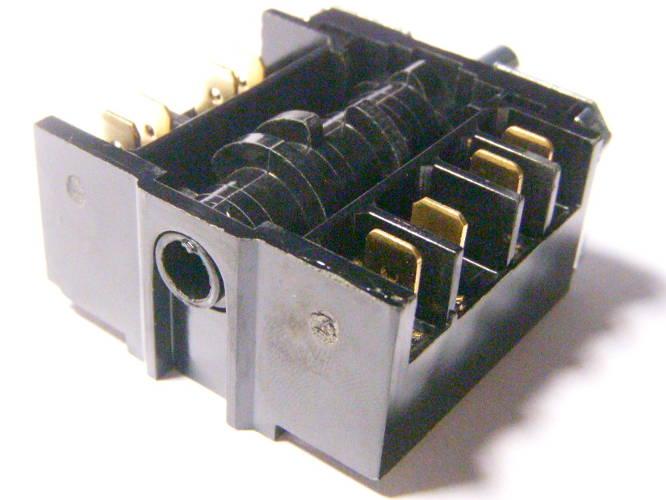 Переключатель для старой модели электроплиты Мечта