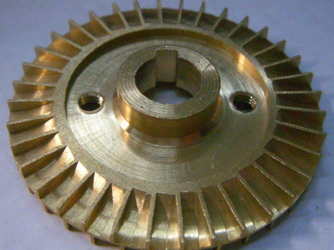 Крыльчатка для вихревого насоса повышенной мощности Optima QB60, AUQB 60