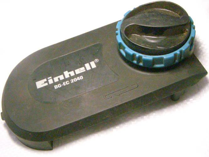 Боковая крышка цепной электропилы Einhell BG-EC 2040 Silverline с ручкой натяжителя цепи