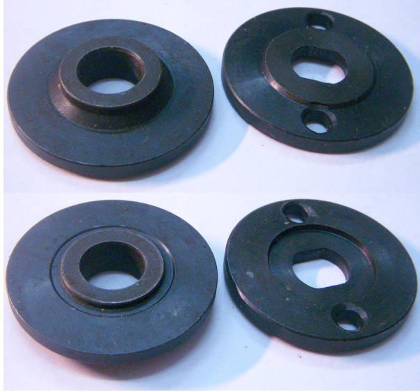 Комплект прижимных шайб дисковой электропилы Фиолент ЗПД-1600, ЗПД-2000, ПД3-7