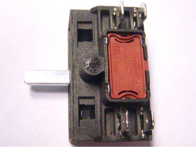 Четырехконтактный переключатель электропечи Asel, SATURN ST-EC1077, 1072