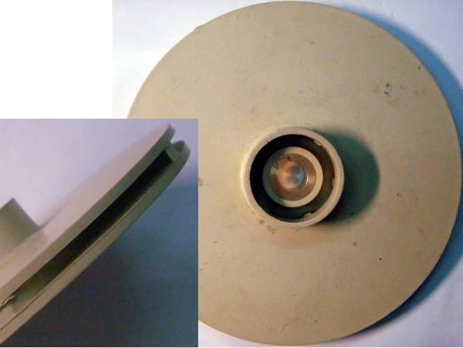 Рабочее колесо 120x10x33 для насоса Marina Speroni