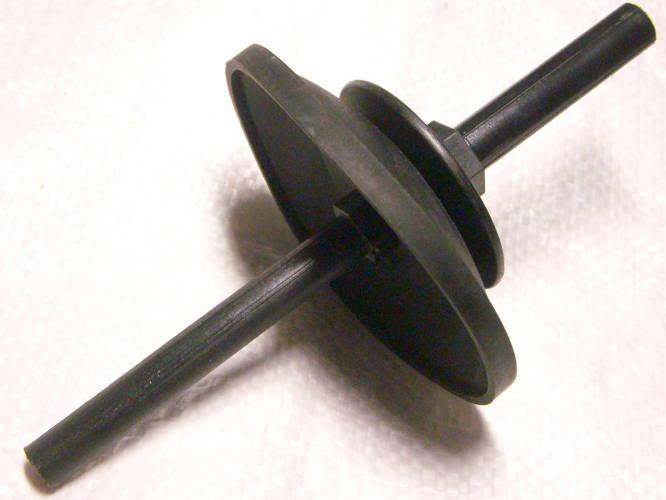 Мембрана автоматики SKD 1, EPS2-12, PC10 включения выключения насоса насосной станции диаметр штока 11 мм, длина 177 мм, диаметр мембраны 95 мм