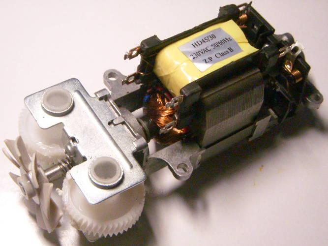 Электродвигатель для миксера Scarlett, Rainford RBM-703