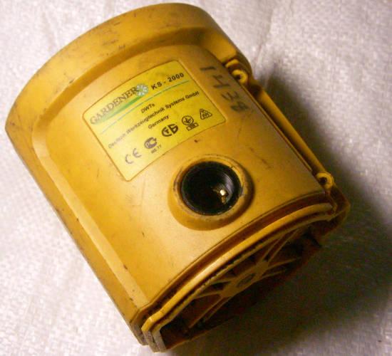 Корпус электродвигателя цепной пилы Gardener KS-2000