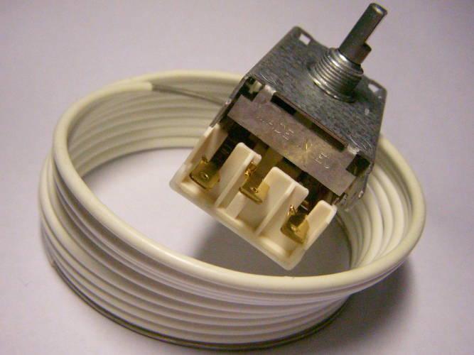 Терморегулятор K57-L2829 для морозильной камеры Calex, Stinol, Indesit
