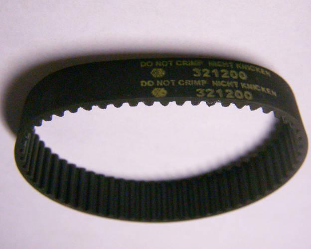 Резиновый зубчатый ремень 185*12 для электрорубанка Black&Decker