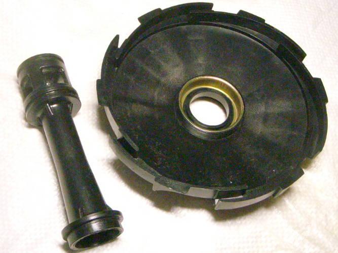 Диффузор с трубкой вентури для насосной станции Wender, Taifu JET200, JET150