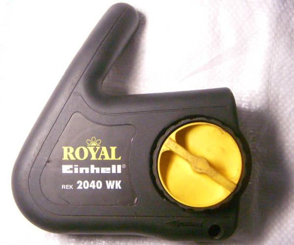Натяжитель в сборе с крышкой для пилы Royal Einhell 2040