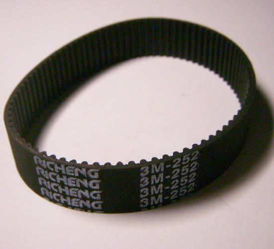 Зубчатый ремень 3M-252-17 для электрорубанка
