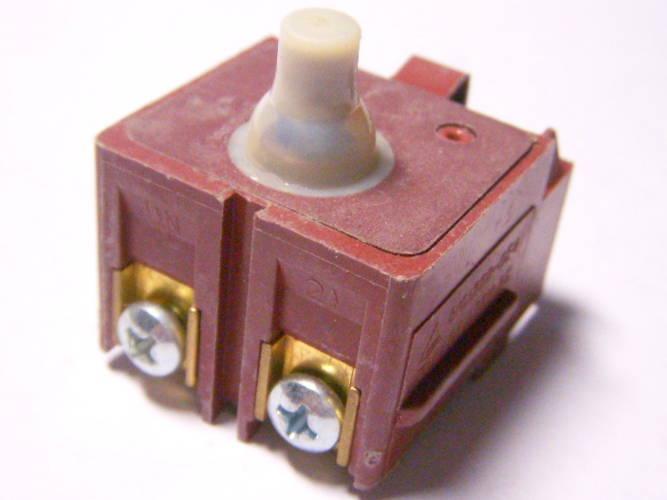 Кубическая кнопка болгарки Dewalt DW800 с конденсатором