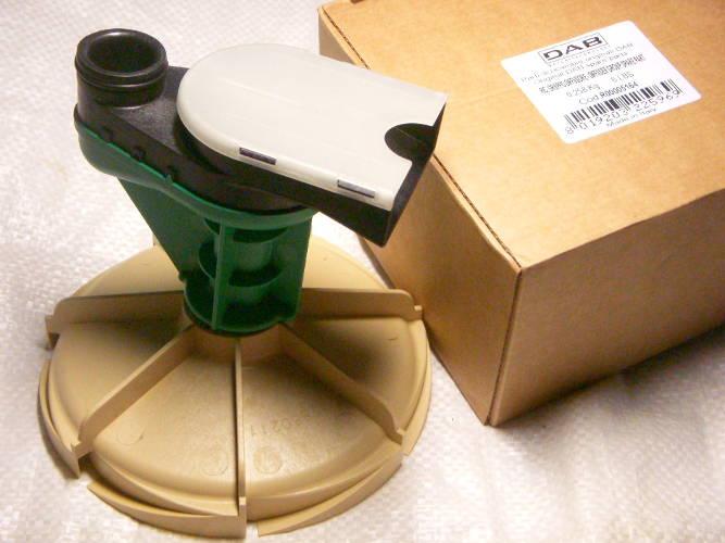 Оригинальный диффузор R00005164 с трубкой вентури для насоса Jet 92/132 s