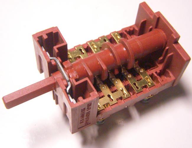 Переключатель 7LA Gottak 840502 для электроплиты Hansa