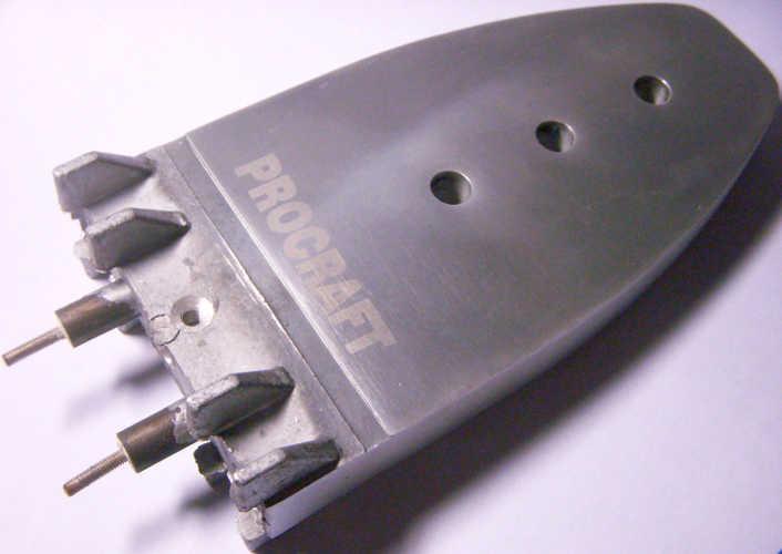 Тэн 1,2 кВт строительного паяльника Уралмаш ППТ-1800, Forte WP6312 на три насадки, размером 150*77 мм