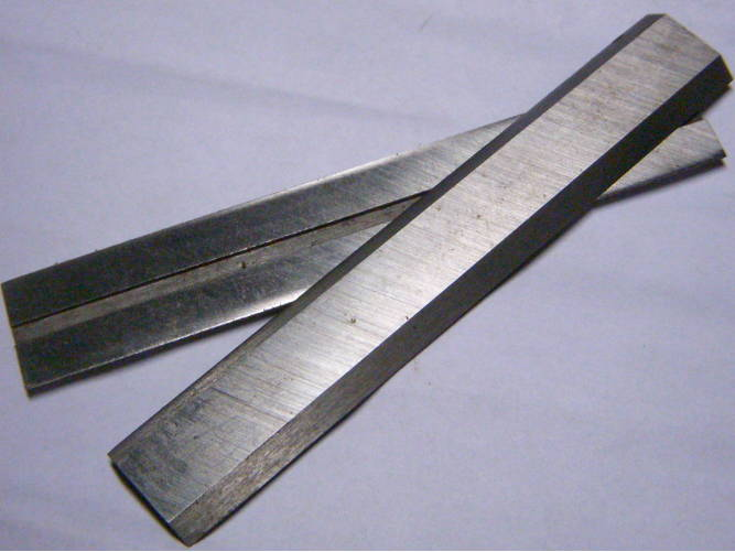 Комплект ножей 102 мм для электрорубанка Интерскол