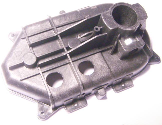 Передняя крышка редуктора электромясорубки Scarlett SC-4249, Rainford 804, 810, 811, 812, 813, Panasonic, Liberton LMG-202, Rotex, Vimar VMG-1507