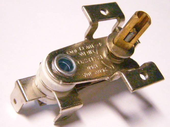 Биметаллический регулятор на 16 Ампер для электродуховки и обогревательного конвектора